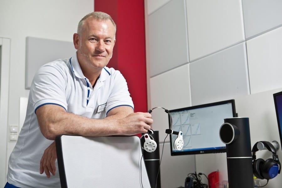 Audias Centro Auditivo, audífonos y protección auditiva Categorización psicoacústica del campo auditivo o CPCA para un Audífono