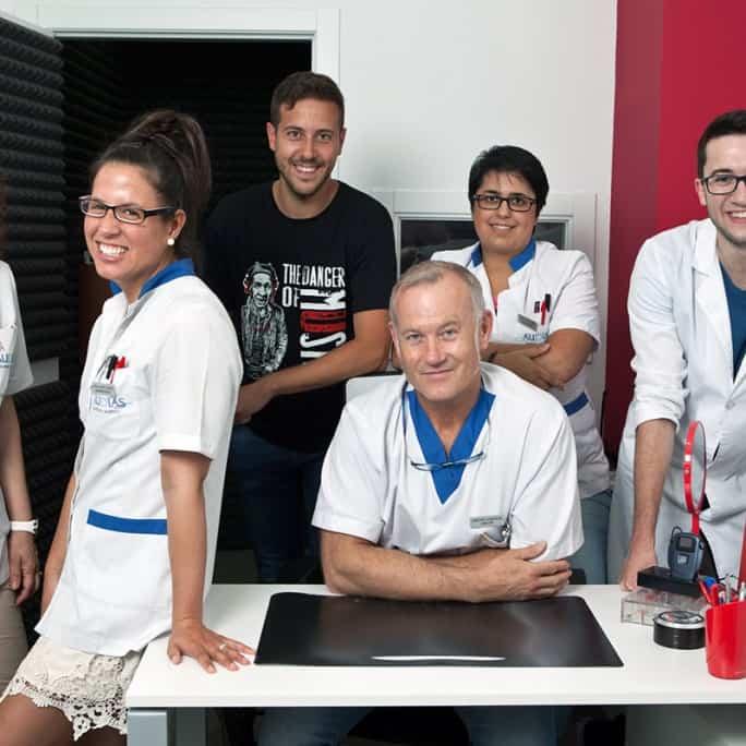 Audias celebra una década ofreciendo servicios profesionales