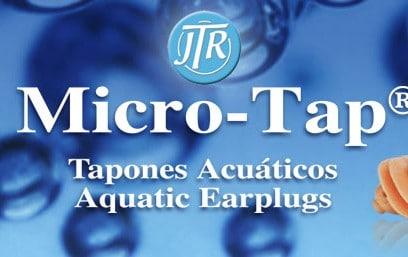 Protector auditivo para buceadores. Micro-Tap
