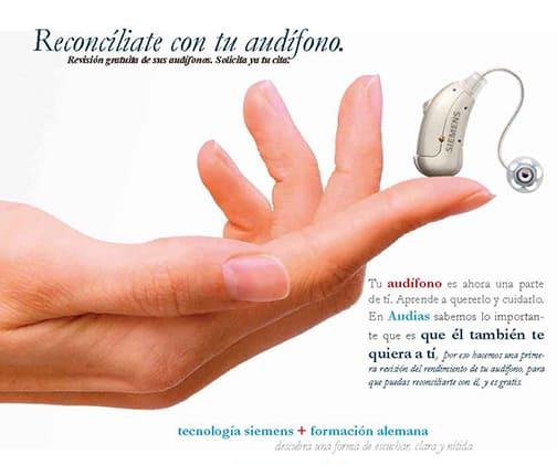 Audias Centro Auditivo, audífonos y protección auditiva Video Corporativo