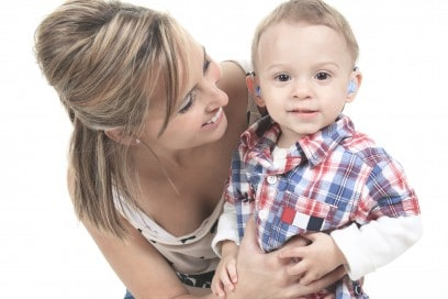 Pérdida de audición en niños
