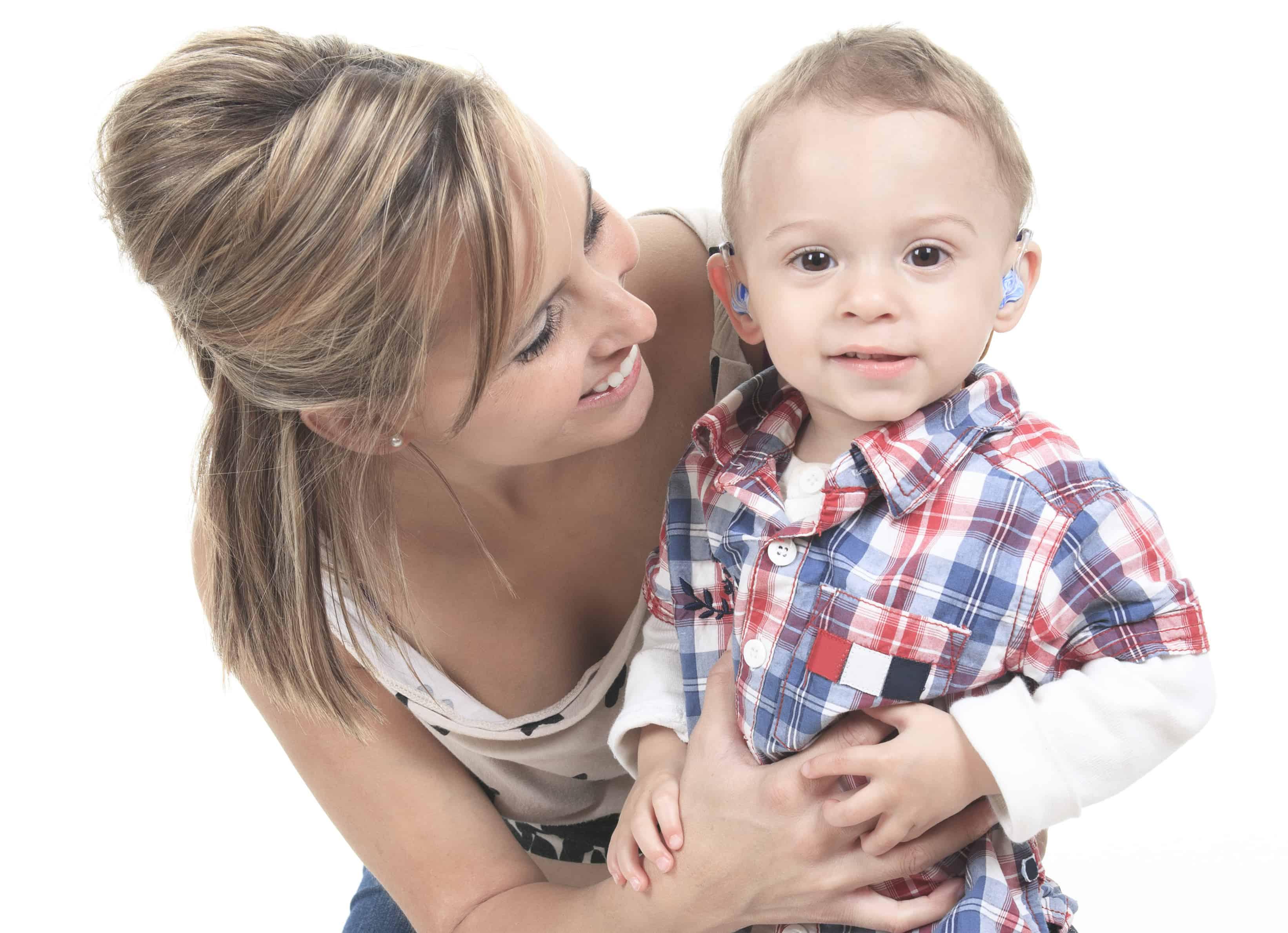 Audias Centro Auditivo, audífonos y protección auditiva Pérdida de audición en niños