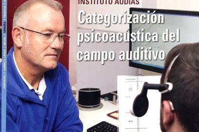 Investigación y desarrollo. Categorización psicoacústica del campo auditivo