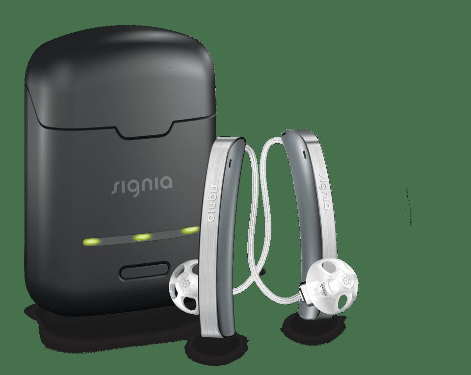 Styletto es el audífono más elegante