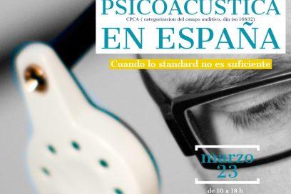 Primer Curso de Psicoacústica de España