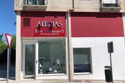 Nuevo Centro Auditivo Audias, esta vez abrimos en Santiago
