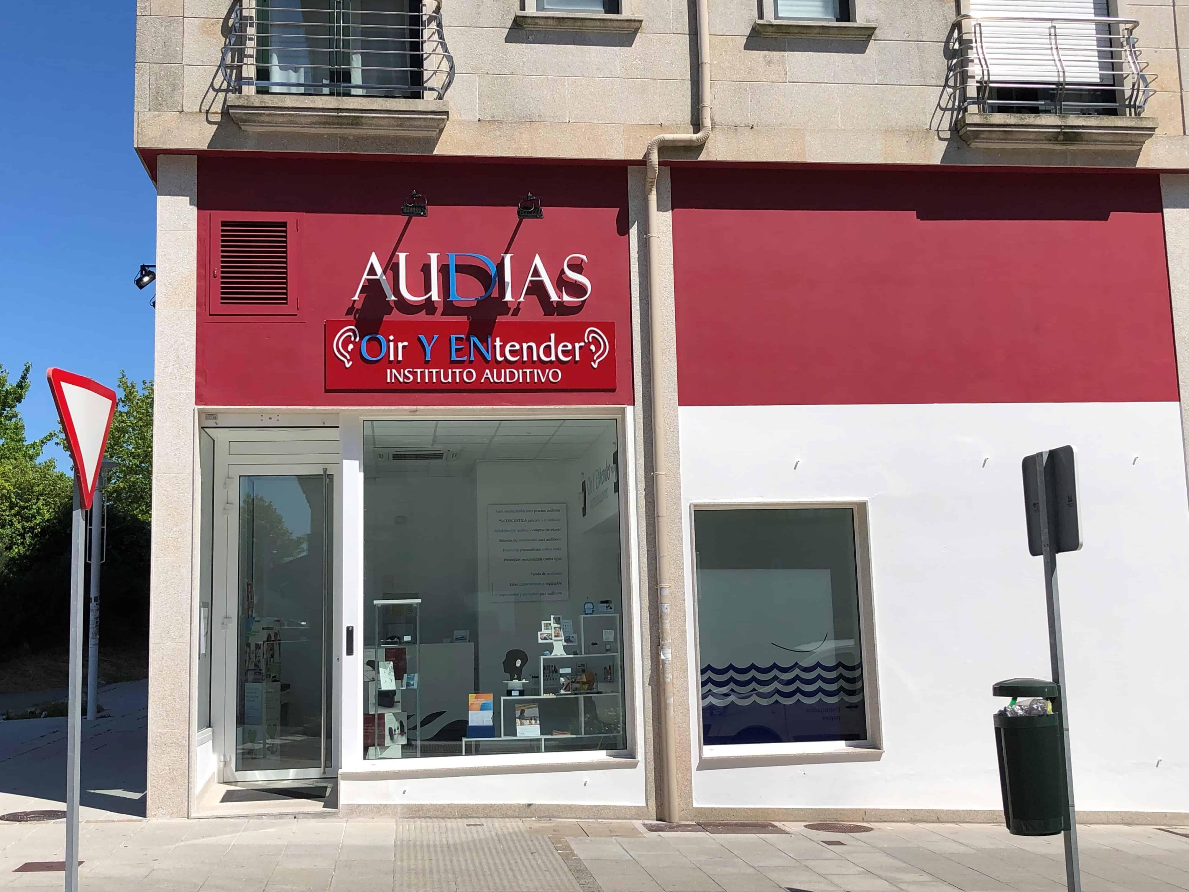 Audias Santiago de Compostela