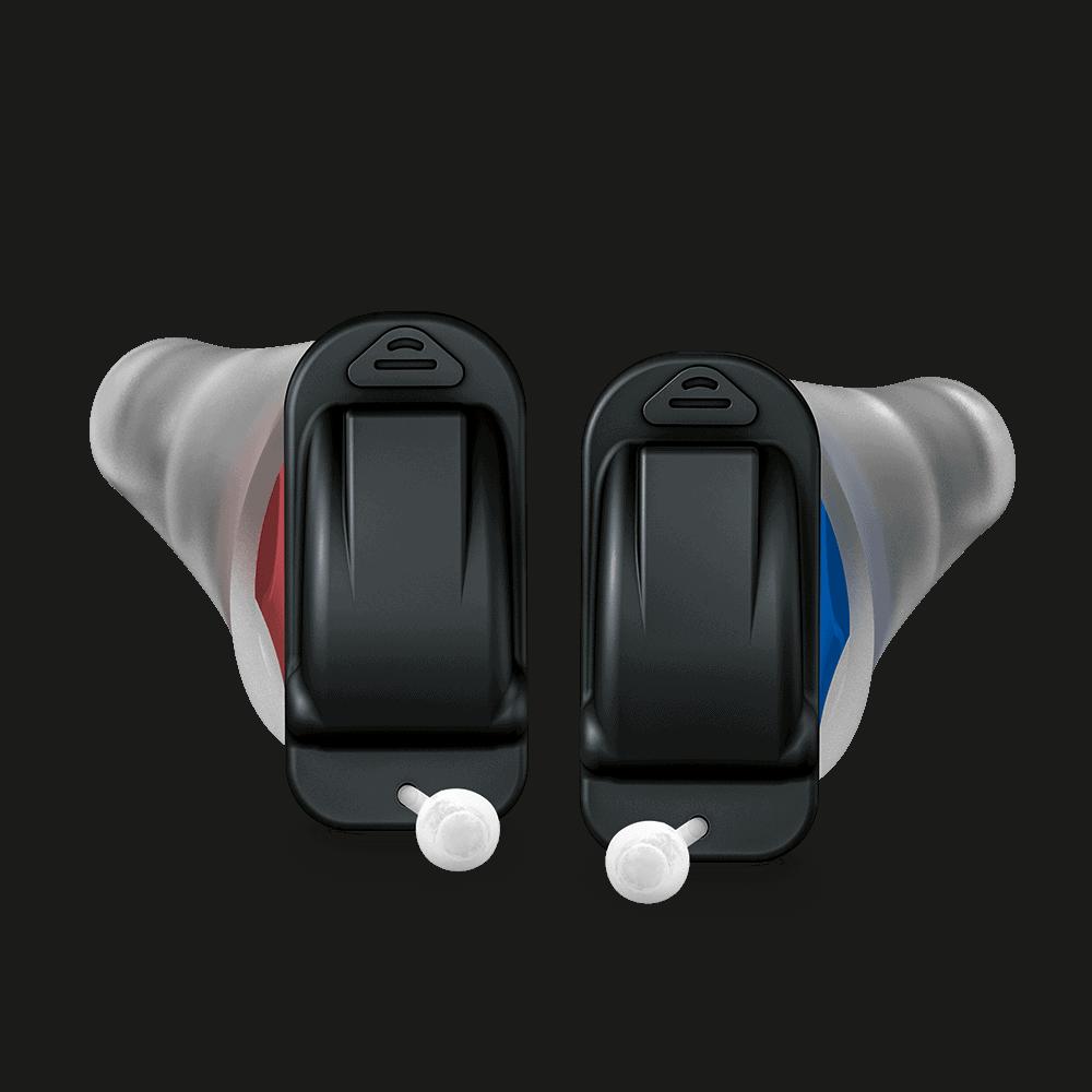 El audífono más pequeño de Signia