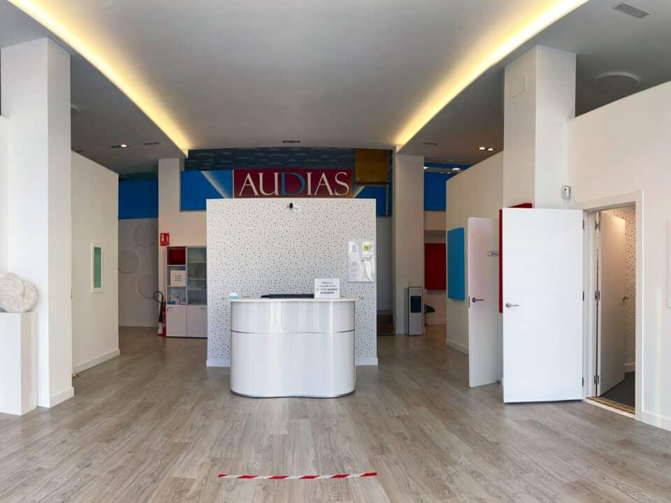 Audias Centro Auditivo, audífonos y protección auditiva Nuestros centros auditivos en A Coruña