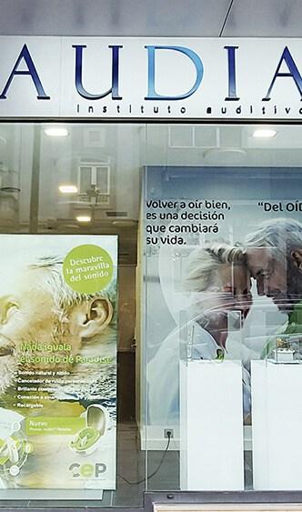 Centro auditivo Audias Vigo